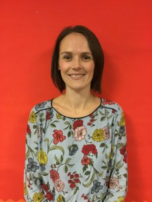 Deputy Designated Teacher - Mrs Graham